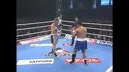 K-1 World Grand Prix 2003 Musashi vs Ray Sefo