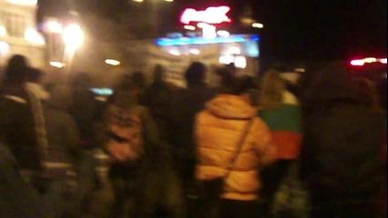 Протест във Варна 05.03.2013
