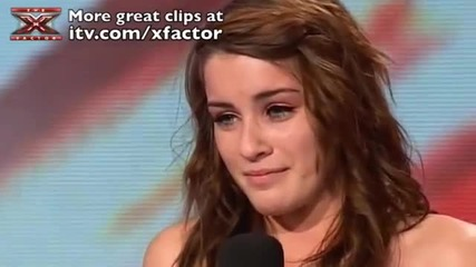 The X Factor 2009 - Lucie Jones - Auditions 3 (itv.com_xfactor)
