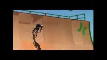 Kevin Robinson - X Games Big Air Mega Ramp