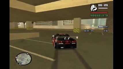 Gta S - A Drift Nissan Skyline