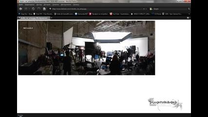 Vehicle Rendering в 3ds Max photo studio setup част 1
