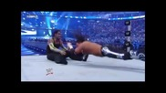 Wrestlemania 25 - Jeff Hardy vs Matt Hardy Extreme Rules Match