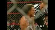 Jeff Hardy Vs Umaga Мач В Метална Клетка (2)