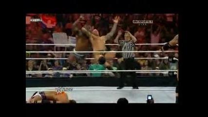wwe raw 900 episode 08.30.10 Randy Orton 2 rkos