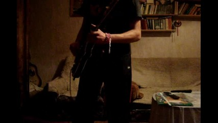 Metallica - Holier Than Thou solo cover by Remuskin