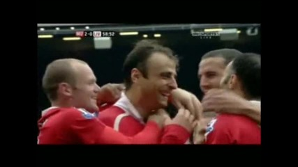 Berbatov Goals!!! vs Liverpool