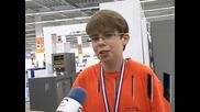 12-годишен шампион по математика мечтае да стане учител