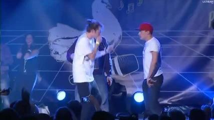 Skiller стана световен шампион на Beatbox Battle World Championship 2012. Финалът му срещу Аlem