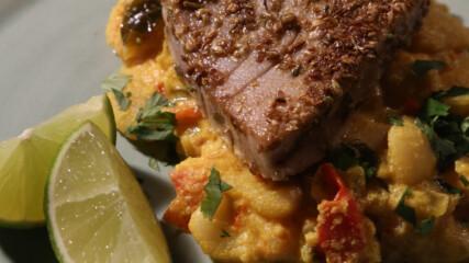 Риба тон с маслен боб | Вкусна седмица | 24Kitchen Bulgaria