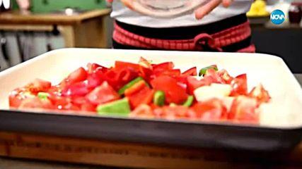 Супа от патладжани и домати - Бон Апети (30.07.2018)