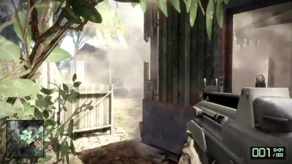Battlefield Bad Company 2 Hard #10 - No One Gets Left Behind