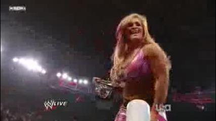 Maryse vs Natalya 2011