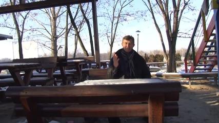 Ismet Salkanovic i Juzni Vetar - Popio sam Miljacku (Official Video 2012)