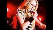Avril Lavigne - The best damn thing (lyrics)
