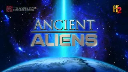 Ancient Aliens s06e21 Mysterious Structures + Bg Sub