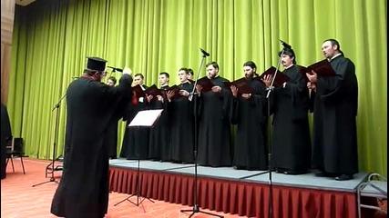 """Концерт на православен хор """"преображение Господне"""", Румъния"""