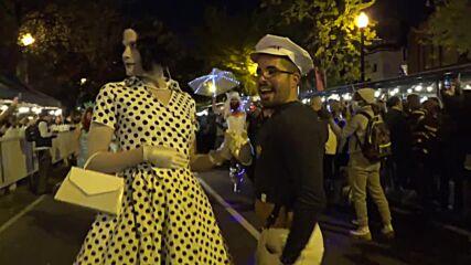 USA: Annual 'High Heel Drag Race' returns to DC