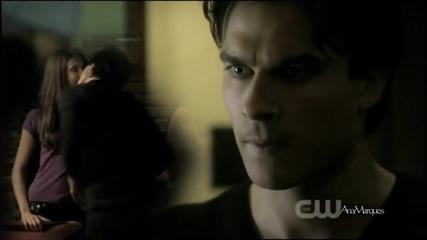 Невъзможно... {} Деймън и Елена   The Vampire Diaries  