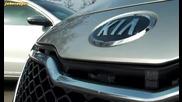 Kia Optima vs Volkswagen Passat