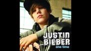 Justin Bieber - One Time + Lyrics
