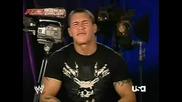 Wwe Orton Говори За Мачовете Със Сина