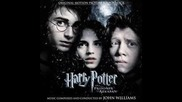 Lupins Transformation and Chasing Scabbers - Harry Potter and the Prisoner of Azkaban Soundtrack