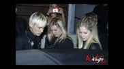 Avril And Evan - Best Friends Forever
