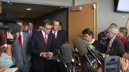 Rick Perry Up Against His Own Track Record As He Runs For President Again
