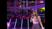 Ivana Pavković - Još danas (Zvezde Granda 2010_2011 - Emisija 24 - 19.03.2011)