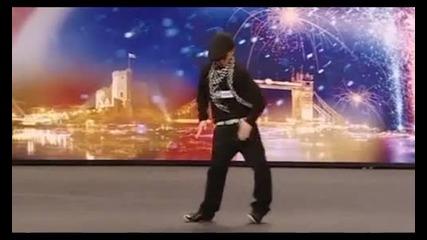 Това Момче Разби Журито С Таланта Си !!!