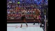 WWE: Батиста Срещу Умага - Wrestlemania 24