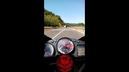 Evil Ghost Ninja zx12r