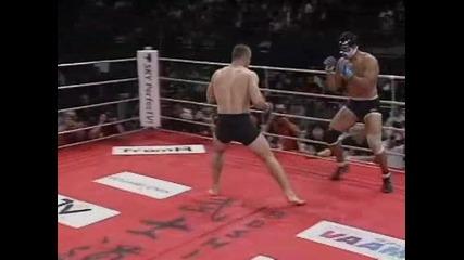 Dos Caras vs Mirco Crocop Filipovic Hq