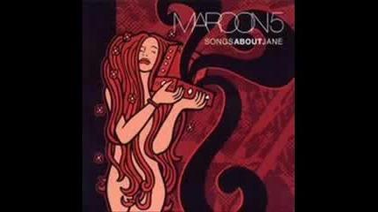 Maroon 5 - Tangled (превод + lyrics)