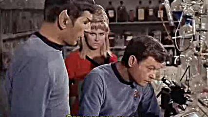 Стар Трек / Star Trek - сез.1 еп.07 - Мири / Miri Сащ (1966) bg sub