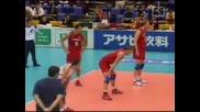 България - Франция 3:2 (световно Първ.) 2