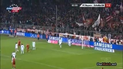 Bayern Munich 4-0 Schalke 04