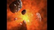 Земята е силно застрашена от метеорити