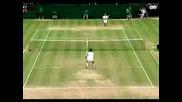 Wimbledon 2001 : Иванишевич - Рафтър