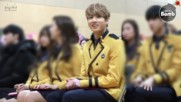 Bangtan Bomb Jung Kook went to High school with Bts for graduation_