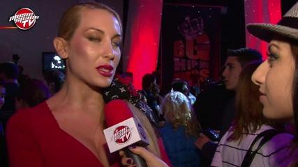 Антония Петрова: Страхотен фен съм на 100 Кила
