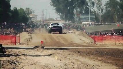 2011 Score Baja 500 Monster Energy Off-road Team