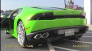2015 Lamborghini Huracan Lp610-4 Start Up, Test Drive, Racing Exhaust Demo, and In Depth Review