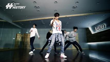 History(히스토리) [behind] Might Just Die(죽어버릴지도 몰라) Choreography Practice(안무 연습) [eng Jpn Sub]