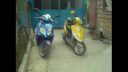 Yamaha And Lingben