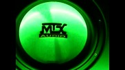 2 12_ subwoofers with green neons