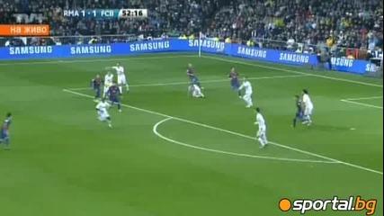 Реал Мадрид - Барселона 1:3
