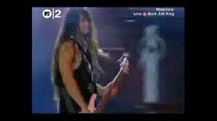 Metallica - Enter Sandman - Live Rock Am Ring 2003