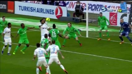 Олимпик Марсилия - Сент Етиен 0:0 /първо полувреме/